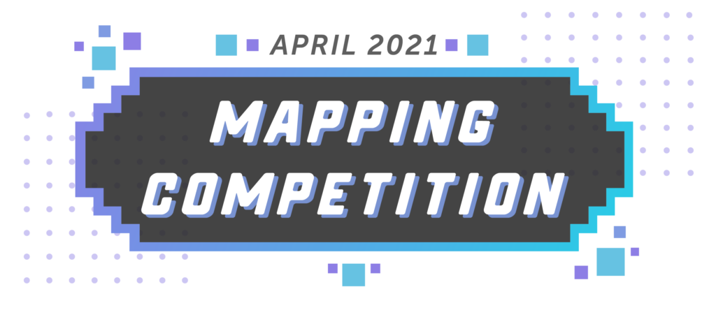 Boombox Mapping Competition April